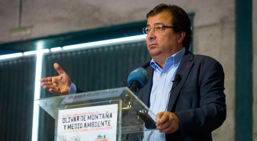 """Fernández Vara: """"Luchar cambio climático no es lujo, es necesidad"""""""