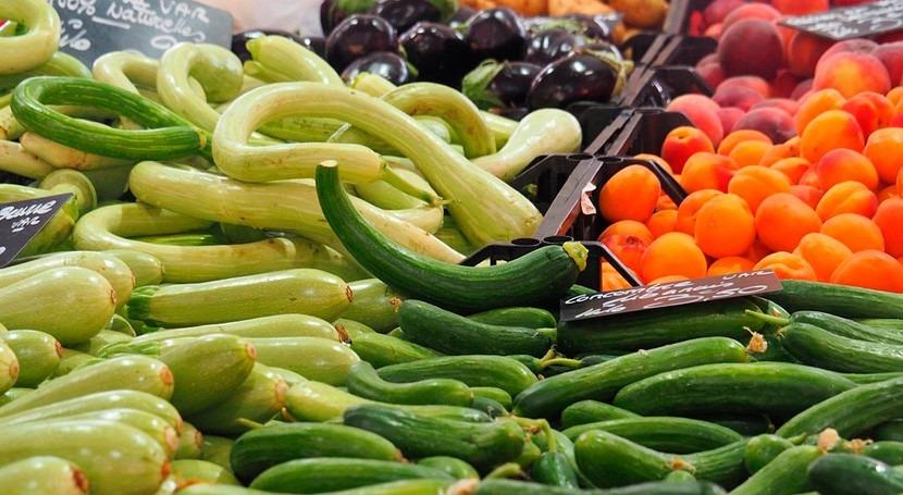 cambios ambientales previstos reducirían más 30% producción mundial verduras