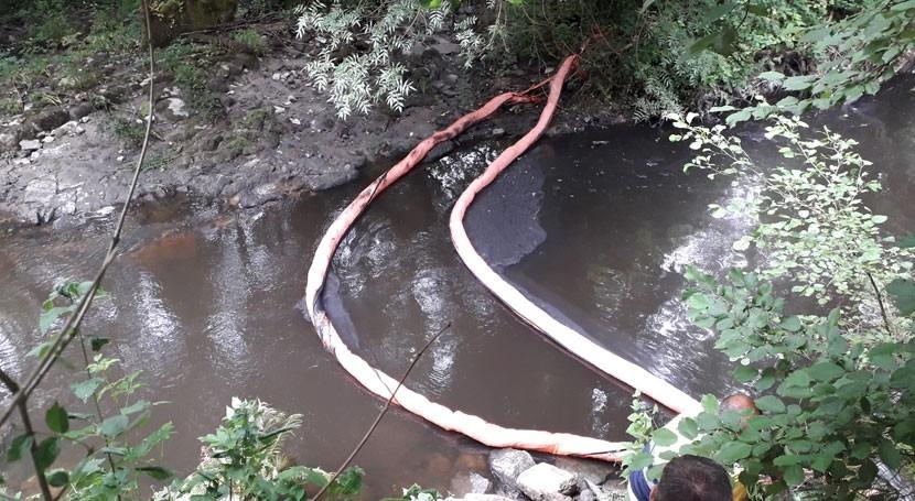 Consejo Ministros reconoce actuaciones emergencia vertido contaminante Barbaña