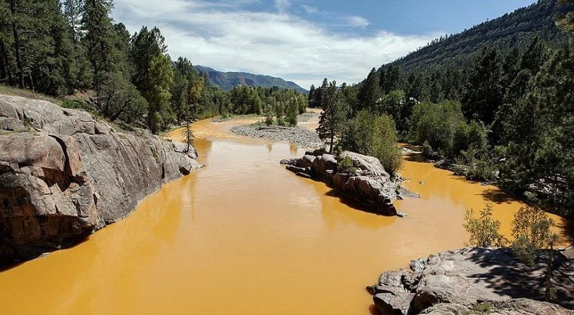 Río Ánimas, afluente del Colorado