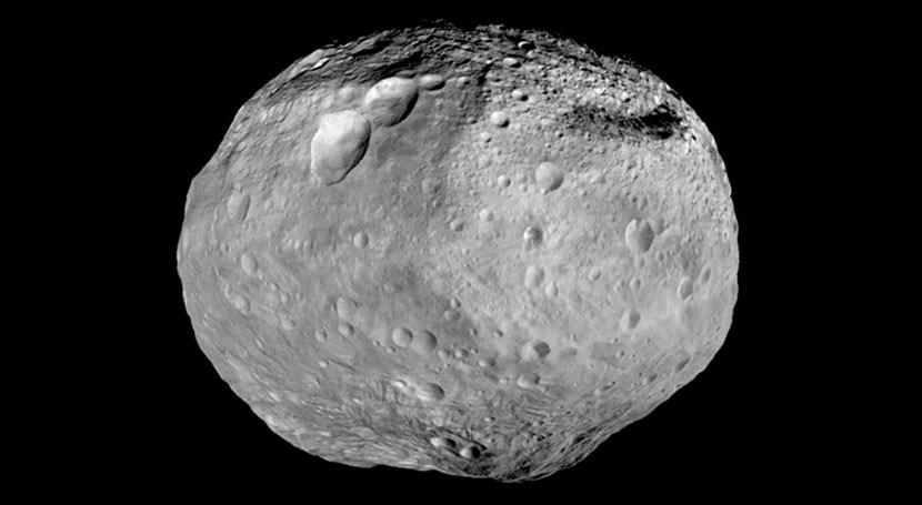 asteroide como Vesta, posible origen agua Tierra naciente