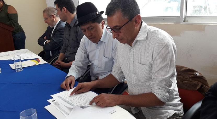 Gobierno Ecuador entrega ETAPA 15 viabilidades técnicas proyectos agua