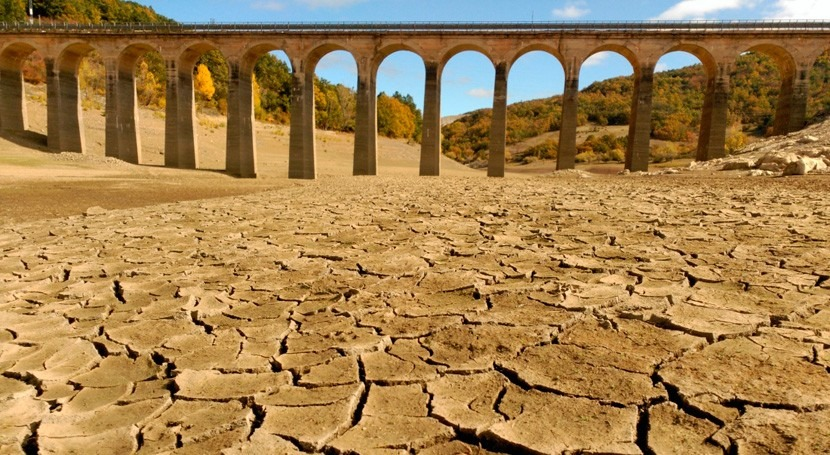 abandono usos agrarios reduce caudal alto Pisuerga
