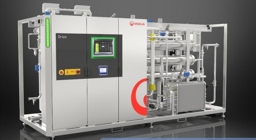 Laboratorios Normon confía nuevamente Veolia producción agua purificada