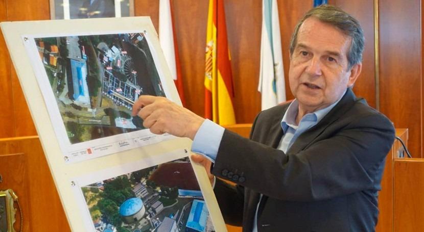 Vigo aprueba proyecto ampliar potabilizadora Casal coste 22,8 millones