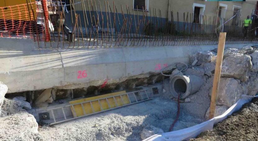 Entra servicio colector que recogerá aguas residuales 4.000 habitantes Villabona