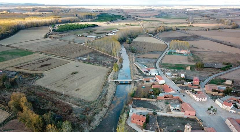 CHD ha realizado trabajos conservación más 20 cauces Zamora durante último año