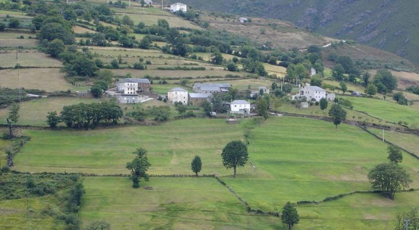 Una de las imágenes del municipio asturiano de Ibias (wikipedia/CC)