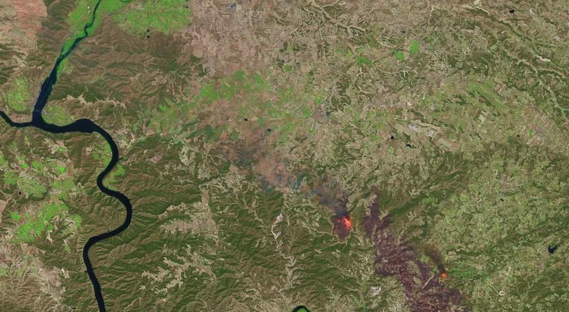 incendios, cuencas y regadíos (1986-2020)