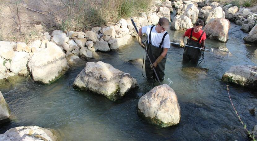 Life+ Segura Riverlink se despide unas jornadas que se analizarán resultados