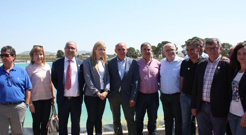 Castilla- Mancha apoya peticiones acceso mayores caudales regantes albaceteños