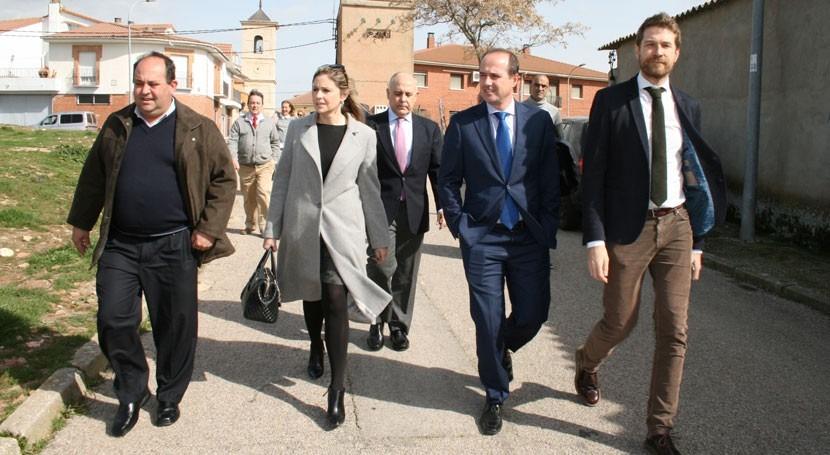 Gobierno Castilla- Mancha construirá nueva EDAR Uceda