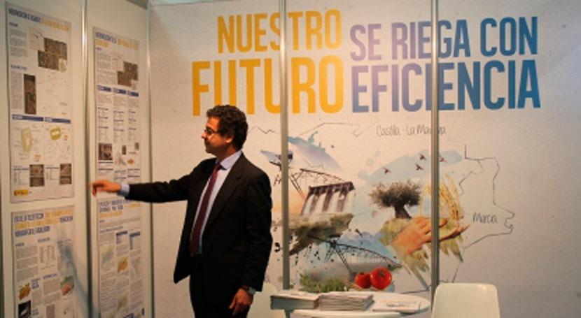 Confederación Guadalquivir: 90 años contribución al desarrollo regadío cuenca