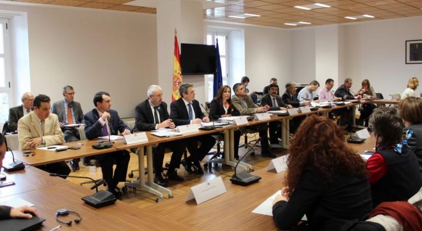 MAGRAMA informa planificación hidrológica delegación Parlamento Europeo