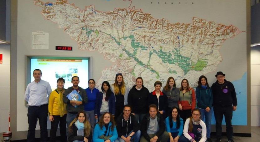"""Programa """"Ven Conocernos"""": 1.126 personas han visitado CHE este curso escolar"""
