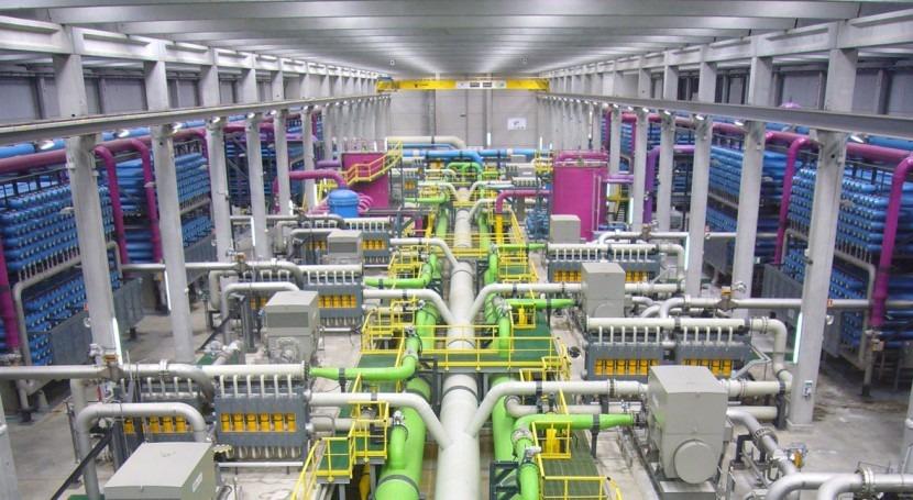 medio Filtralite® Pure desalación, más agua más calidad reduciendo costes operativos