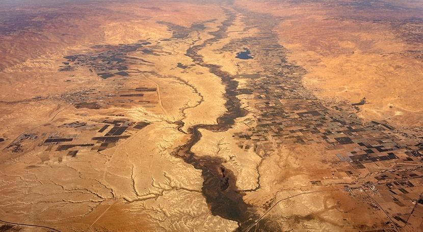 estudio revela crisis agua cada vez más profunda Jordania