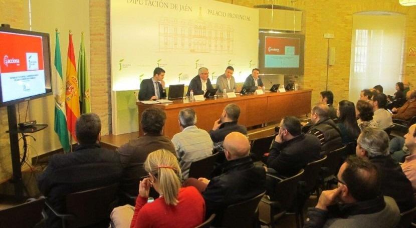 ACCIONA Agua presenta modelo Automatización & Control 11 municipios Jaén