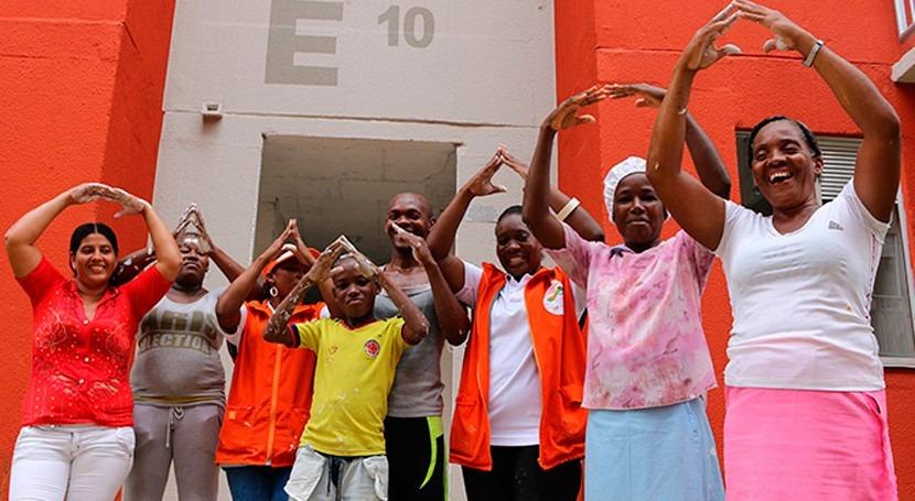 Colombia entrega agua potable y viviendas gratis Quibdó, capital Chocó
