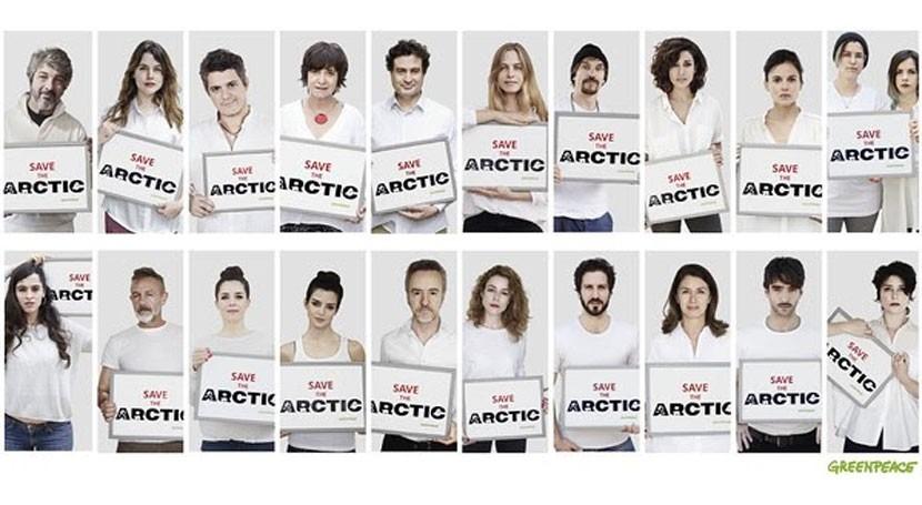"""marcha """"Voces Ártico"""", nueva campaña Greenpeace"""