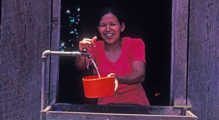 Volver al futuro… agua rural