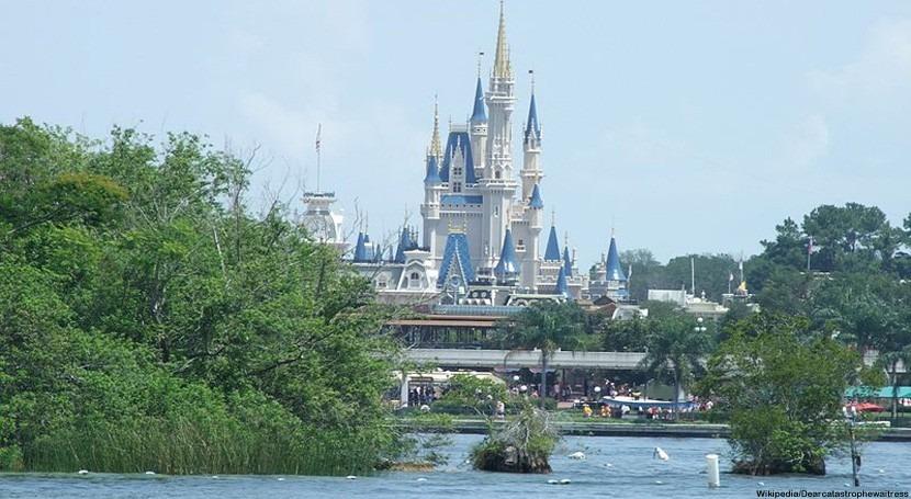 depuradora Walt Disney World: gestión agua residual parque atracciones