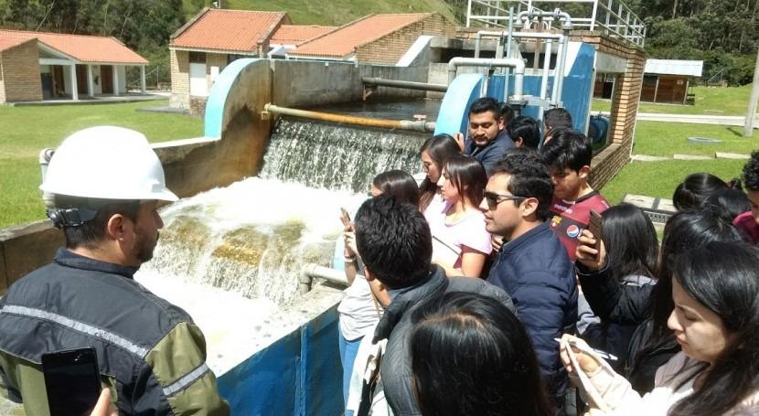 nuevo enfoque gestión agua Ecuador