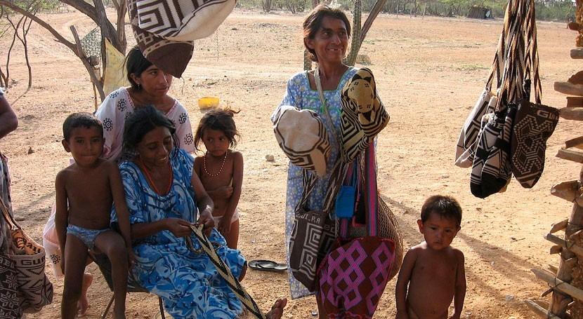 falta agua Guajira colombiana provoca muerte otros 5 niños wayúu
