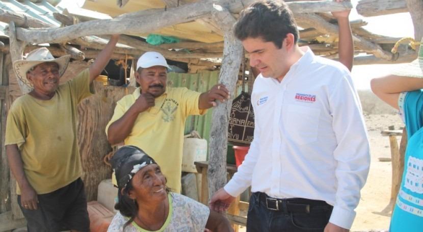 Colombia pone marcha 222 soluciones agua Guajira que benefician 80.000 Wayúu