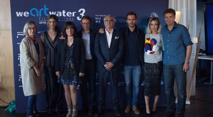 Comienza segunda fase We Are Water Film Festival 3