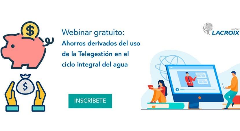 Ahorros derivados uso Telegestión ciclo integral agua