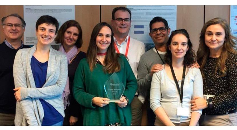 proyecto OFREA, ganador premio Mejor Tecnología Proceso jornadas Wex Lisboa 2018