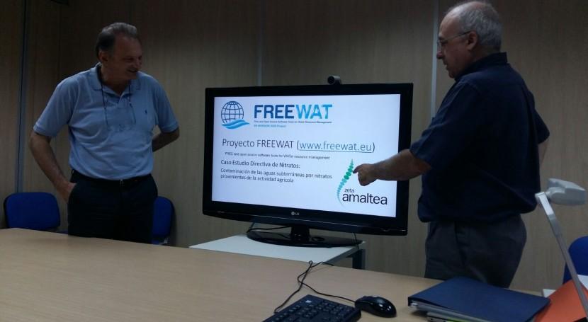 FREEWAT: Oportunidades reducir contaminación nitratos Islas Baleares