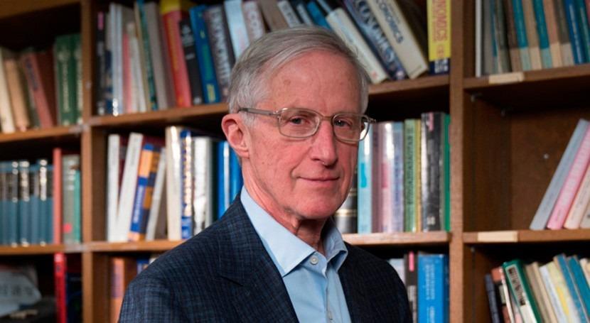 William Nordhaus, padre economía cambio climático, premiado Fundación BBVA