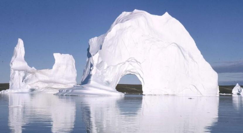 casquetes polares: ¿Más resistentes al aumento CO2?