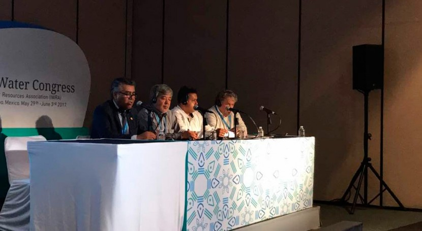 Agua, ciencia y políticas públicas, debate rumbo al Foro Mundial Agua Brasil