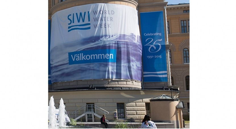 Algunas claves Semana Mundial Agua 2017