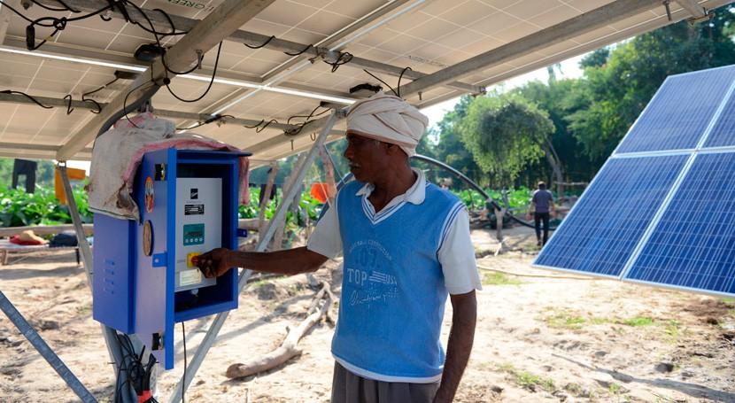sistemas riego energía solar presentan buenas perspectivas
