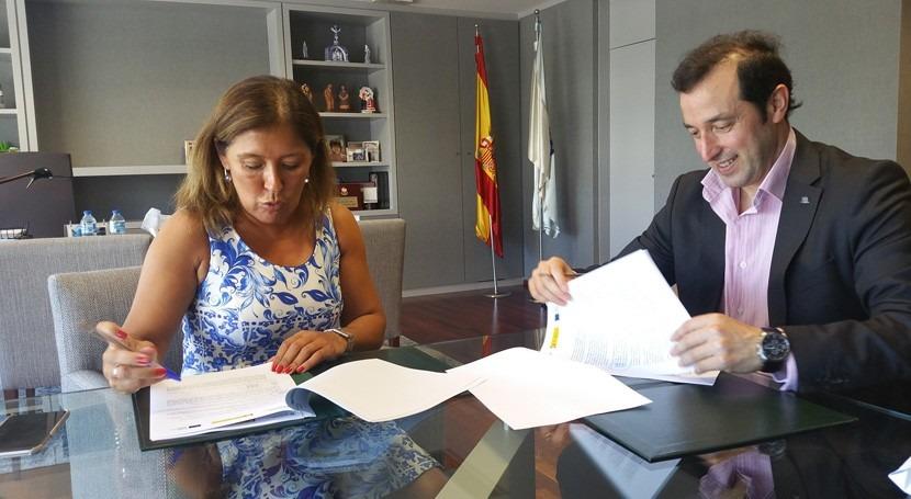 Completar sistema abastecimiento público Cospeito supone inversión 800.000 euros