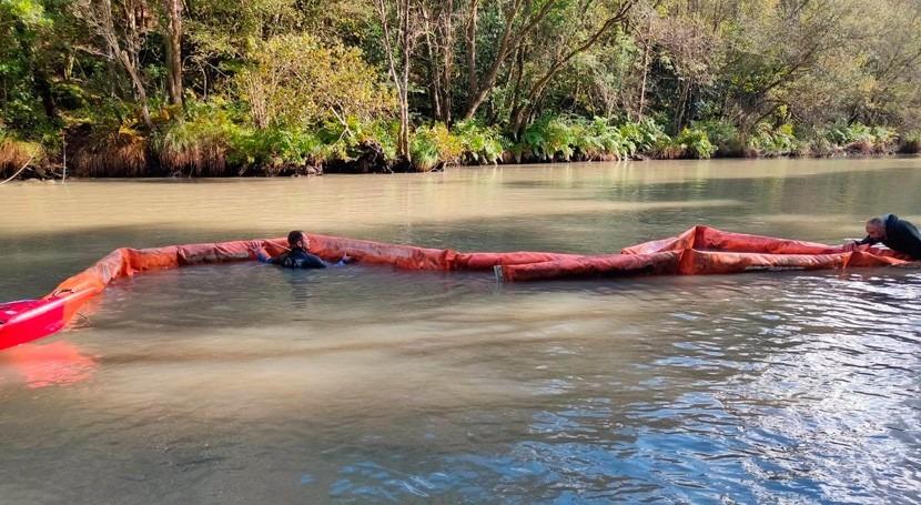 Bruselas investigará contaminación río Eume, Galicia