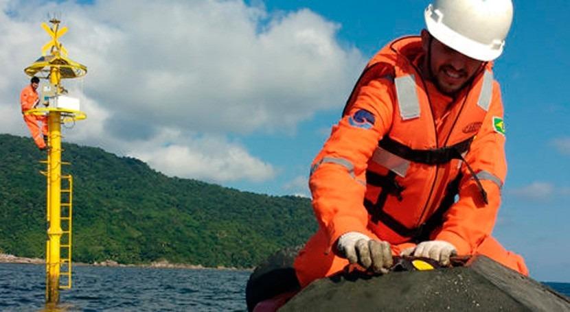 tecnología Xylem ayuda barcos llegar seguros puertos Brasil