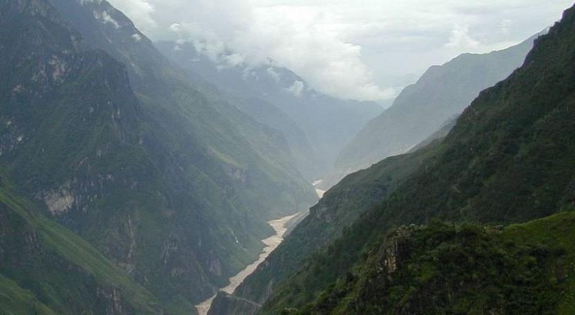 ¿Cuál es río más largo Asia?