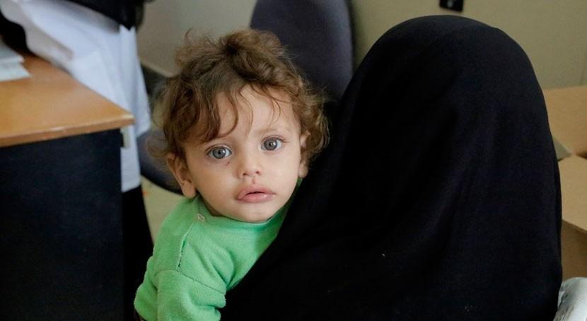 Yemen alerta: 55.200 casos cólera últimas 4 semanas