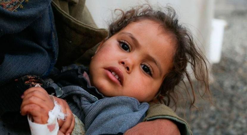 cólera ha convertido desastre situación niños Yemen