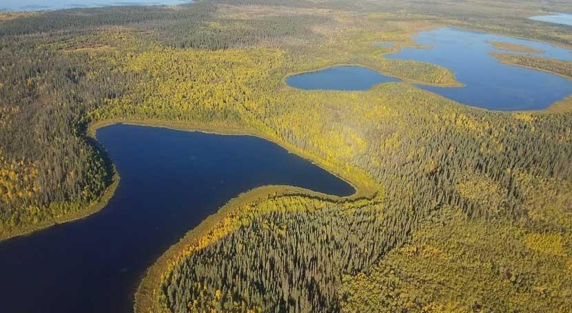 estudio, lagos árticos emiten menos carbono atmósfera esperado
