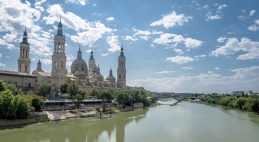 iniciativa gobernanza agua OCDE se cita Zaragoza