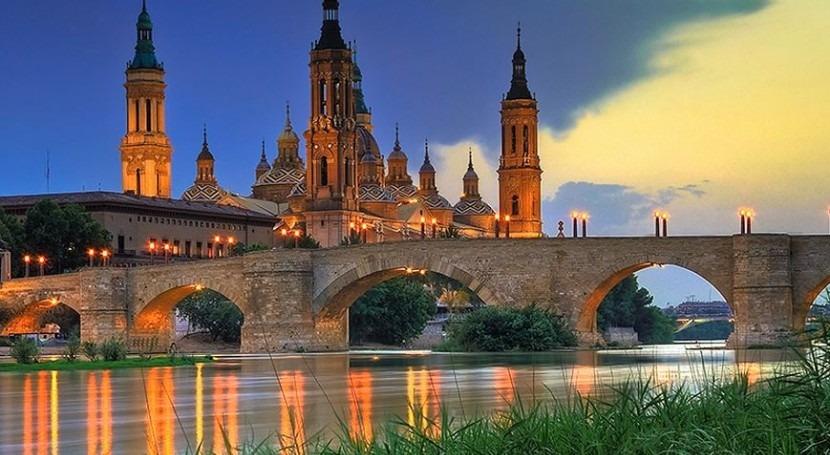 Zaragoza (Wikipedia/CC).