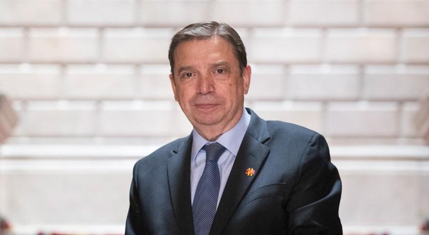 """Luis Planas: """"Tenemos previsto modernizar 100.000 ha regadíos inversión 700 M€"""""""
