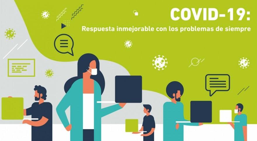 COVID-19: Respuesta inmejorable problemas siempre